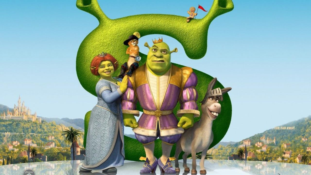 Shrek the Third 1