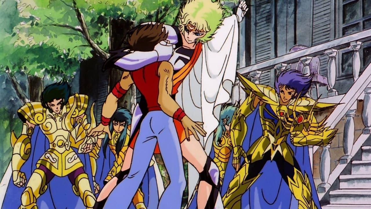 Saint Seiya: Legend of Crimson Youth 3