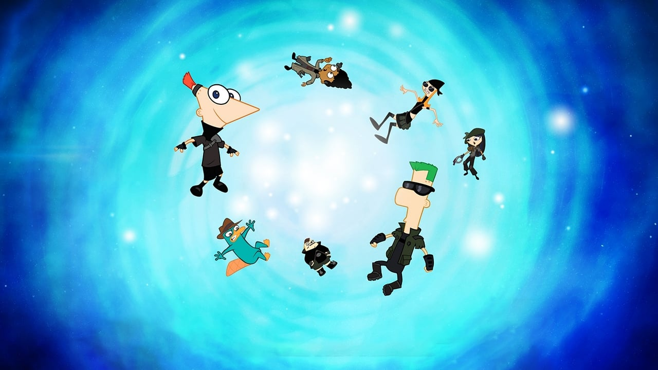 Phineas and Ferb the Movie: Across the 2nd Dimension 5