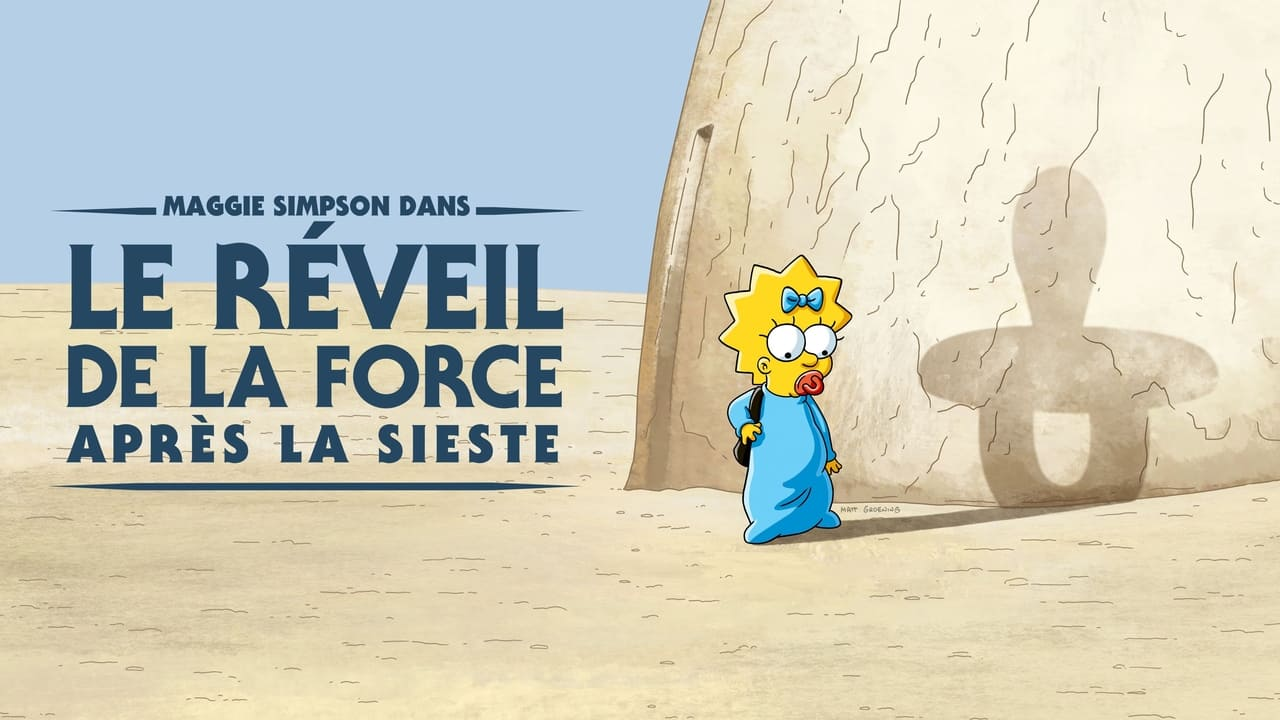 Maggie Simpson in The Force Awakens from Its Nap 5