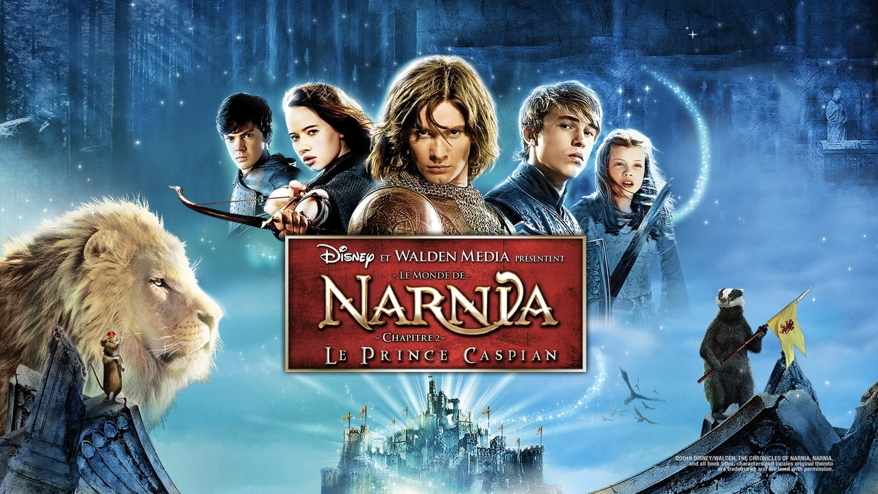 The Chronicles of Narnia: Prince Caspian 2