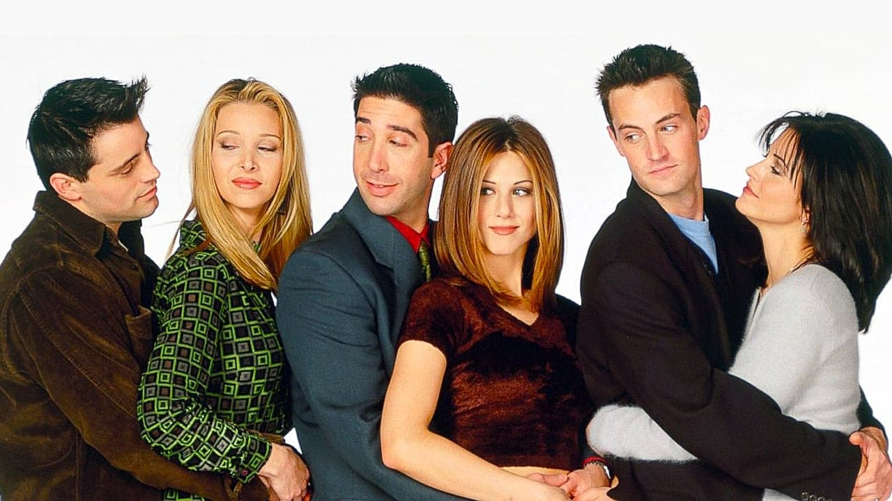 Friends - Season 8 Episode 19 : The One with Joey's Interview