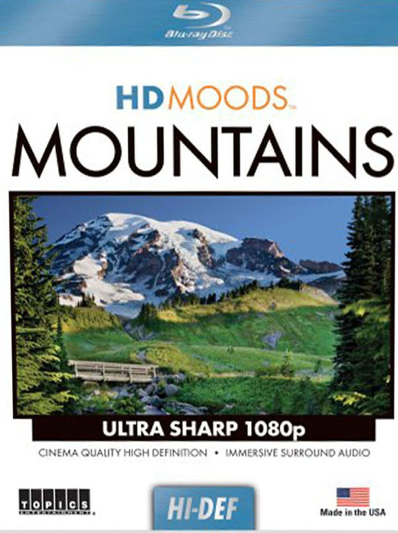 HD Moods - Mountains