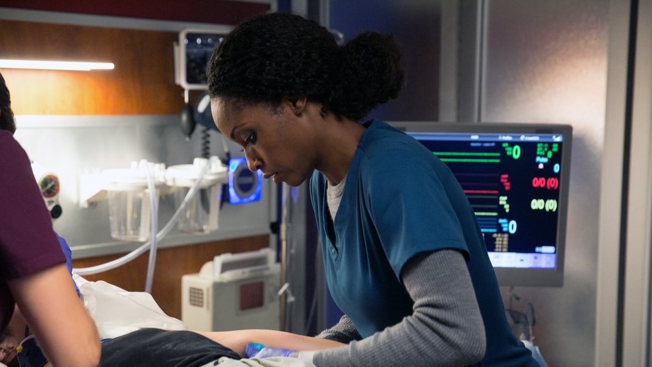 Chicago Med - Season 1 Episode 1 : Derailed (2021)