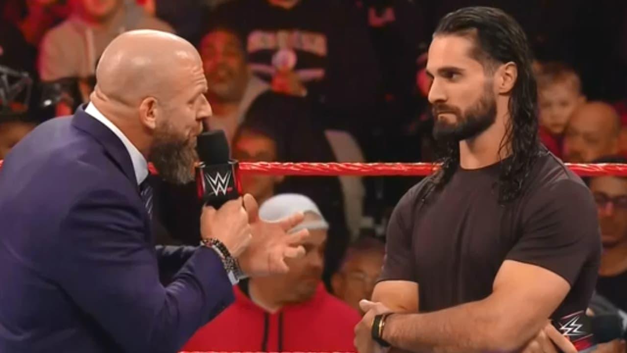 WWE Raw - Season 27 Episode 44 : November 4, 2019  (Uniondale, NY)