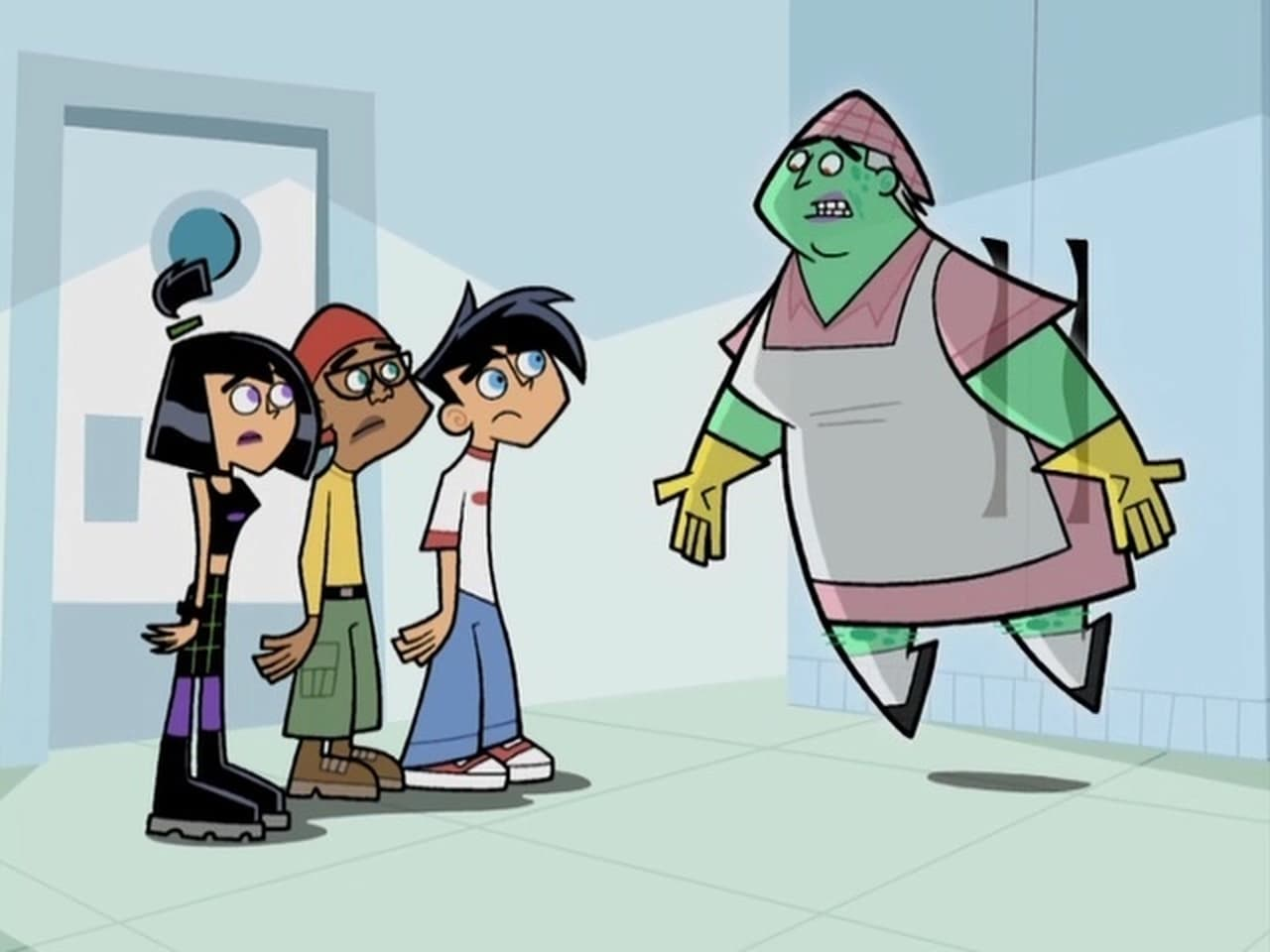 Danny Phantom - Season 1 Episode 1 : Mystery Meat (2007)