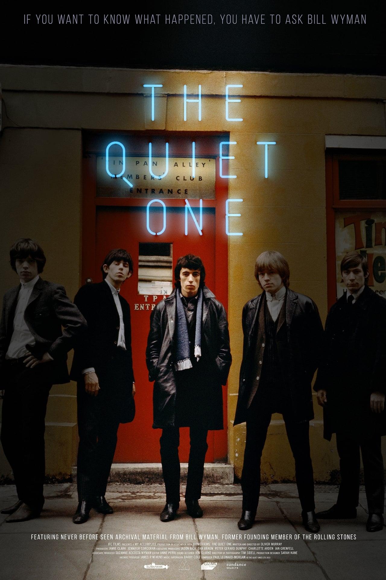 The Quiet One (2019)