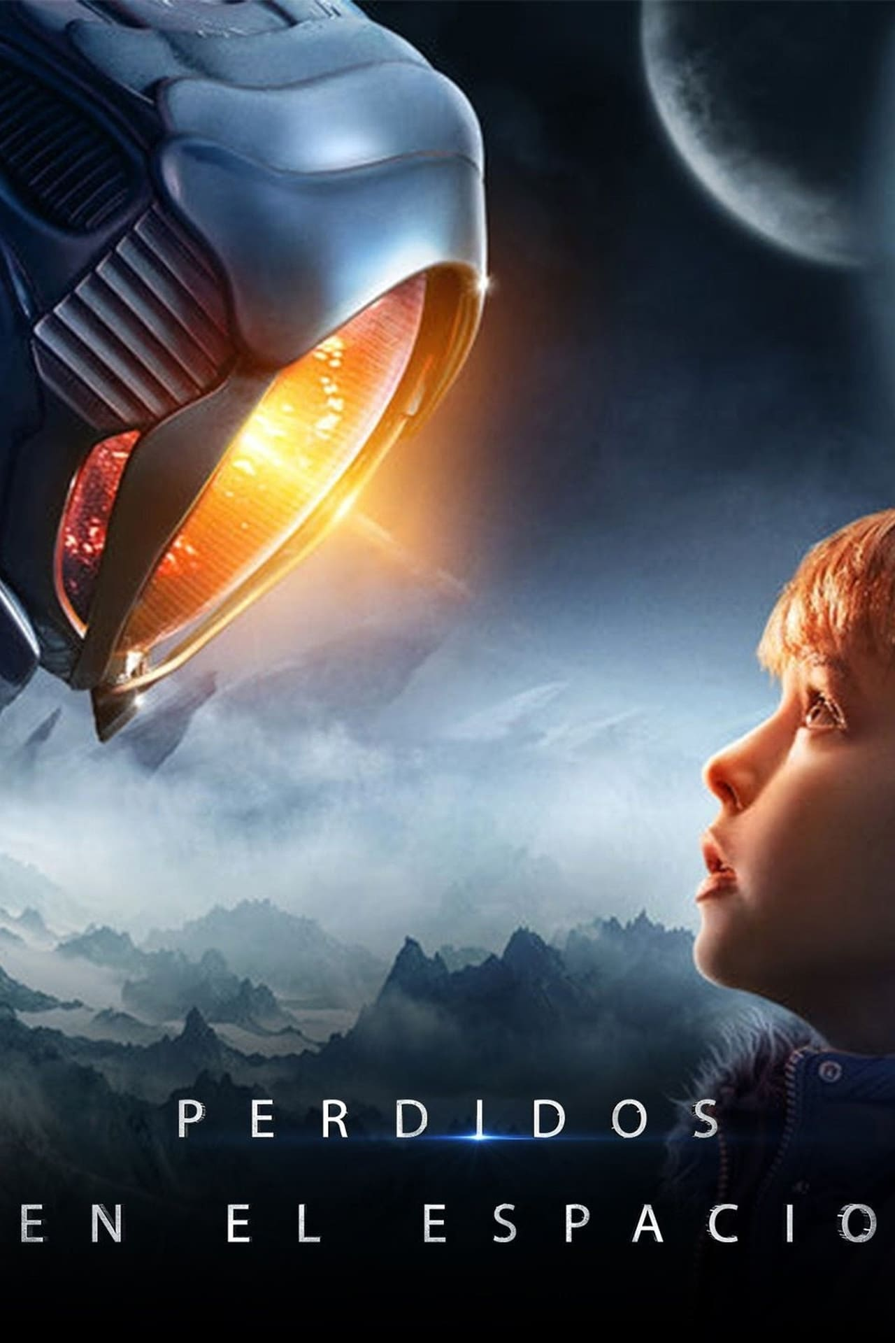 Lost in Space - Season 2 Episode 8 : Desconocido