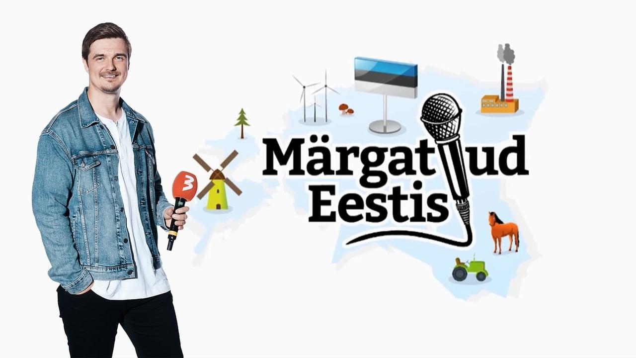 Märgatud Eestis