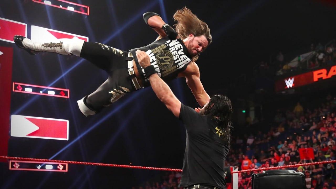 WWE Raw - Season 27 Episode 17 : April 29, 2019 (Lexington, KY)