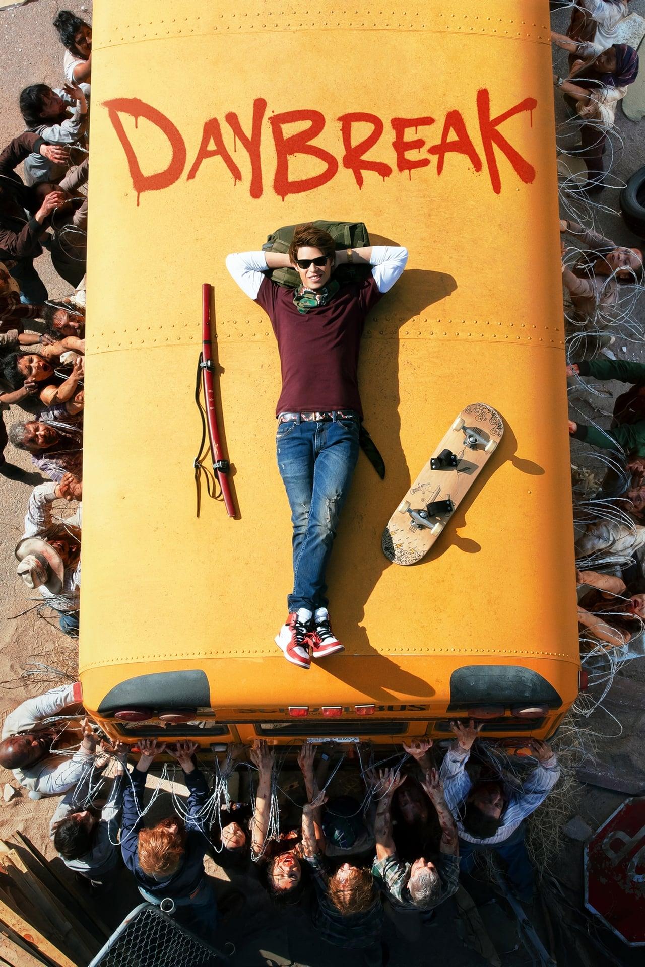 Download Netflix Daybreak (Season 1) Dual Audio {Hindi-English} WeB-HD 720p [380MB]