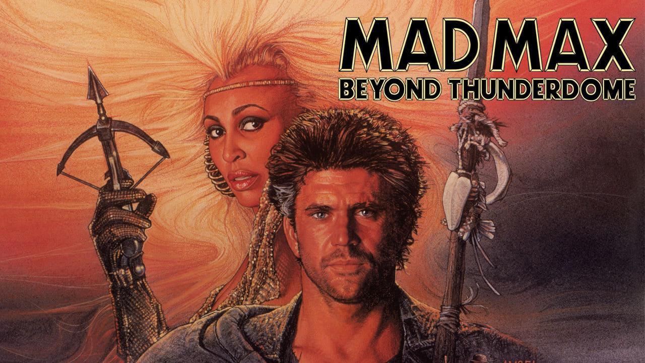 Mad Max Beyond Thunderdome 1