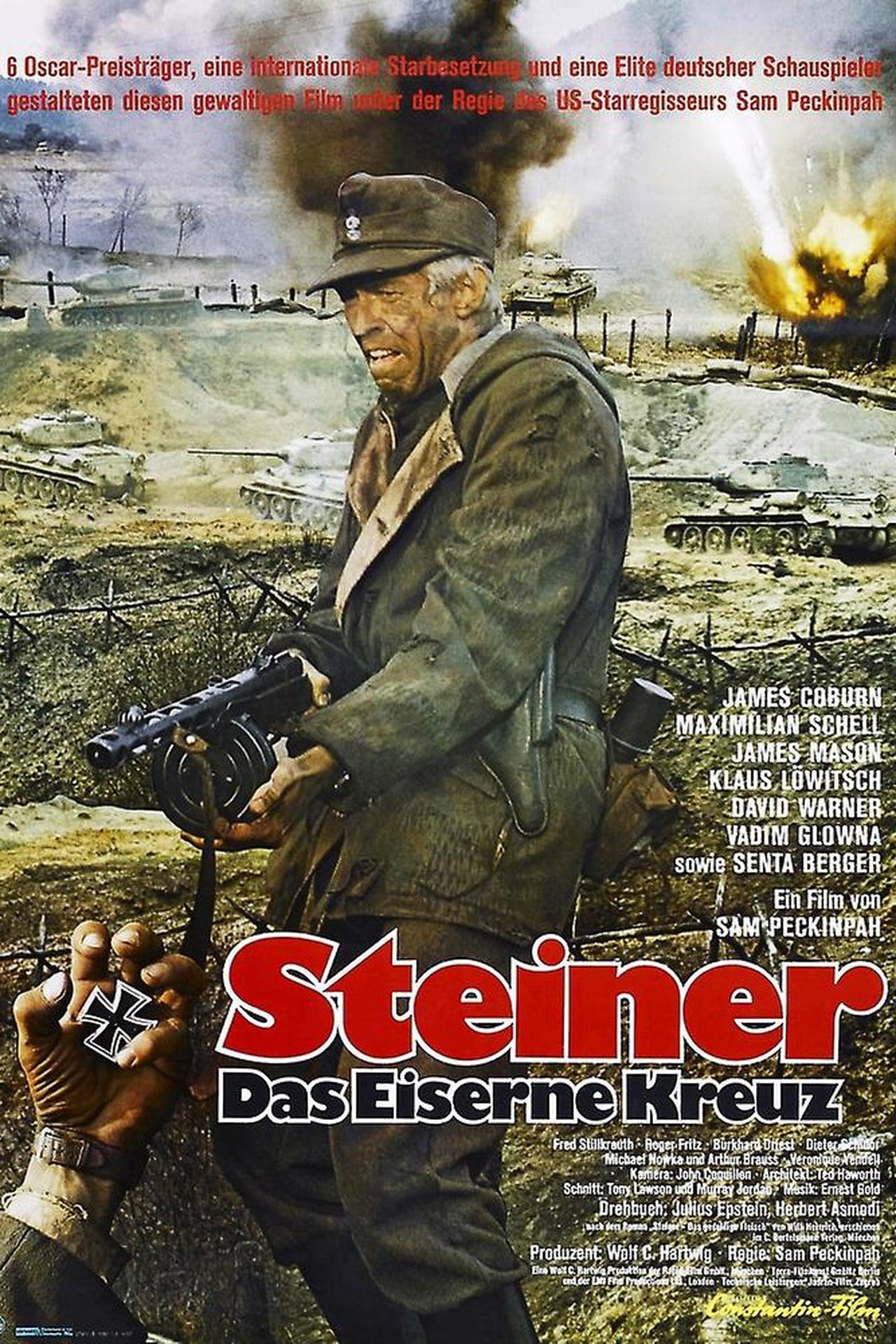 Wer Streamt Steiner Das Eiserne Kreuz Film Online Schauen
