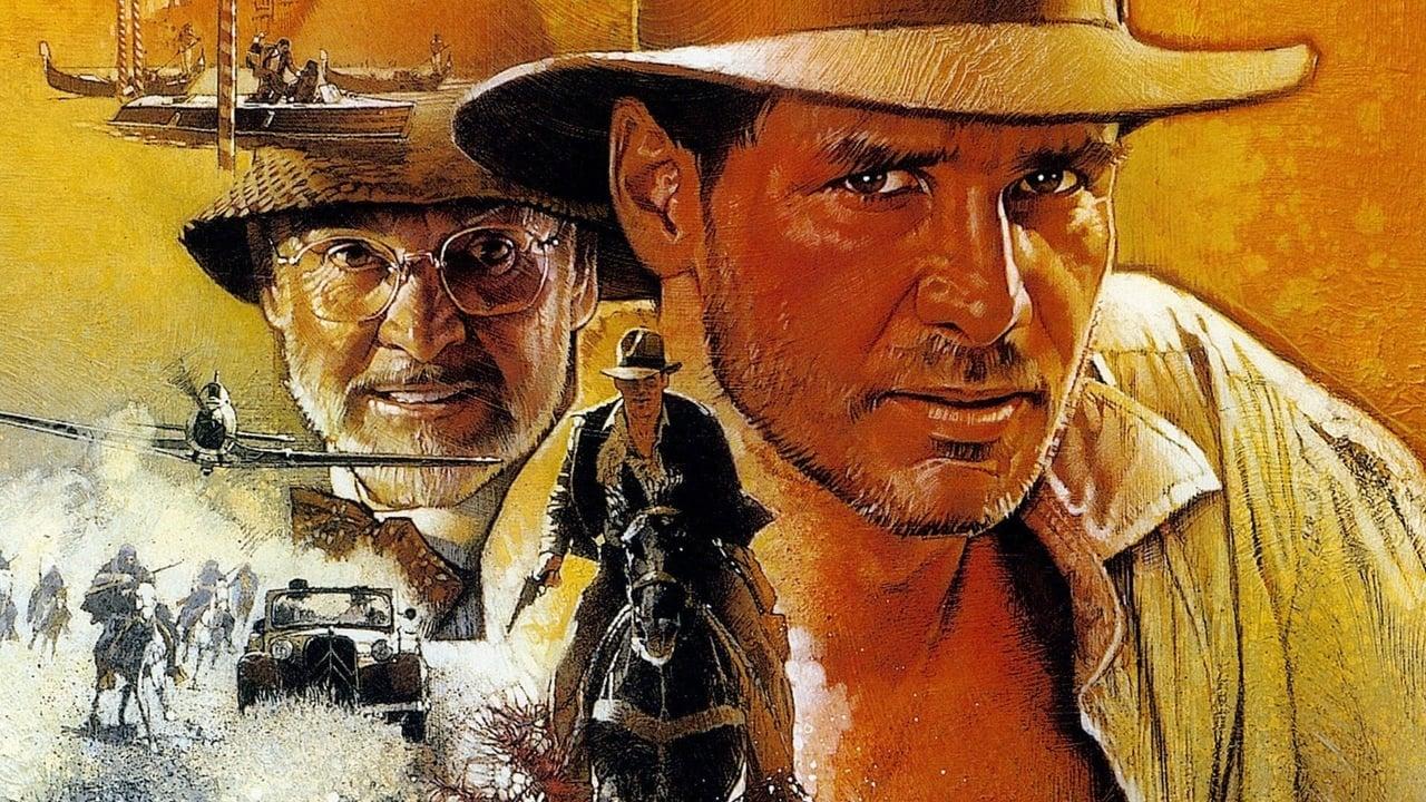 cover-Indiana Jones y la última cruzada