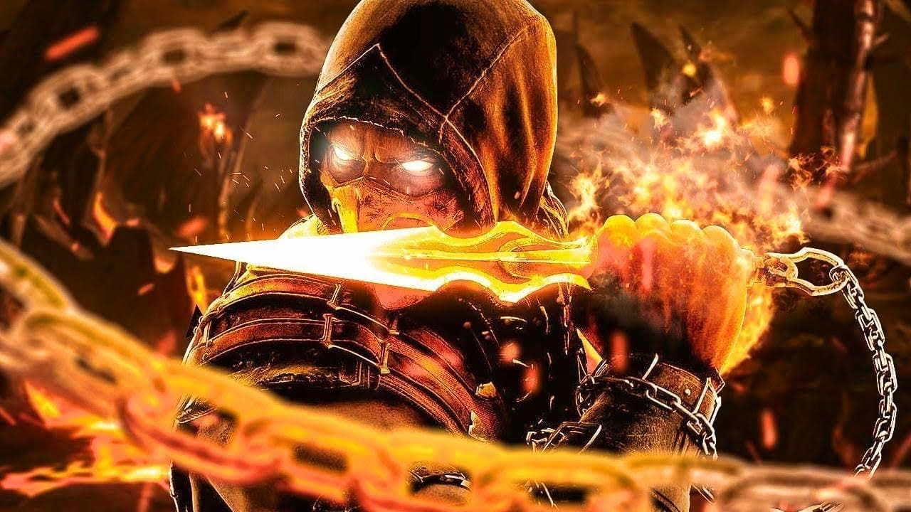 Mortal Kombat Legends: Scorpion's Revenge 2