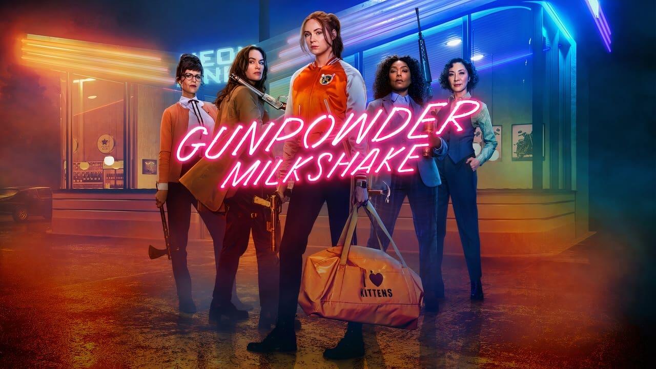 Gunpowder Milkshake 4
