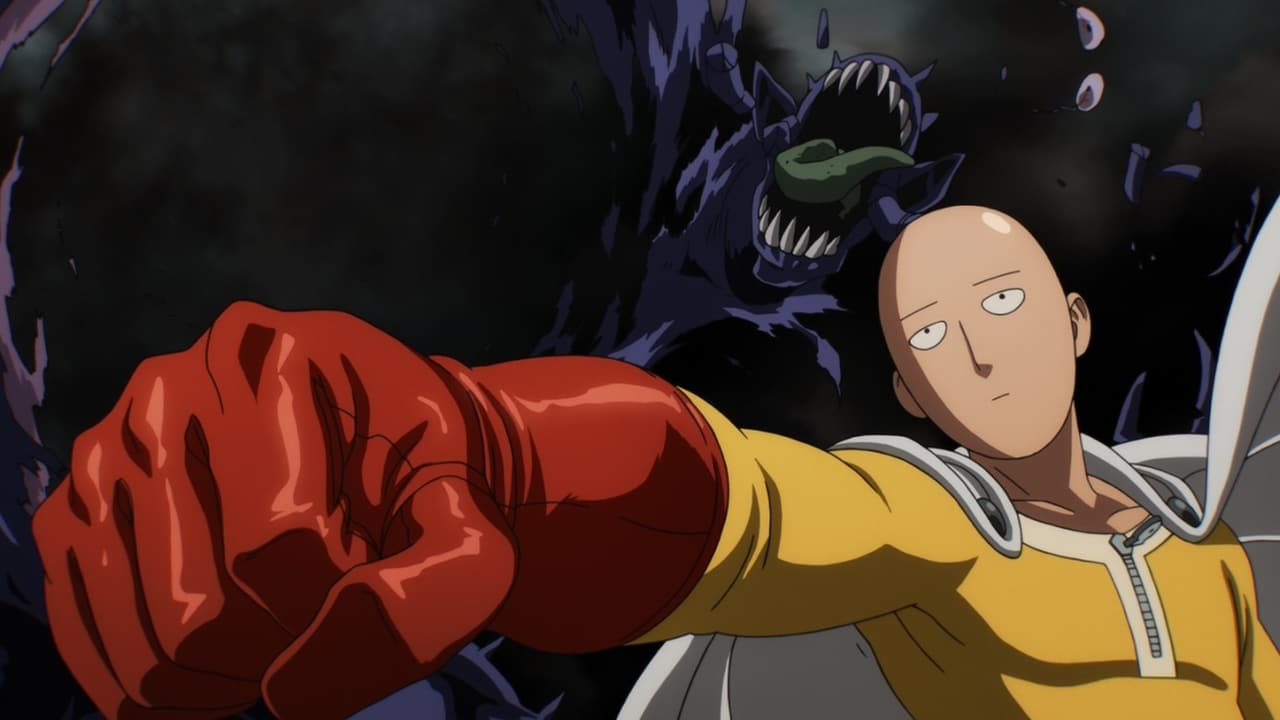 One-Punch Man - Season 1 Episode 1 : The Strongest Man (2019)