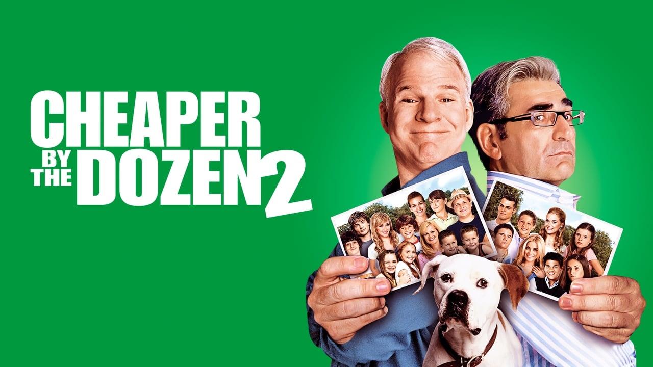 Cheaper by the Dozen 2 1