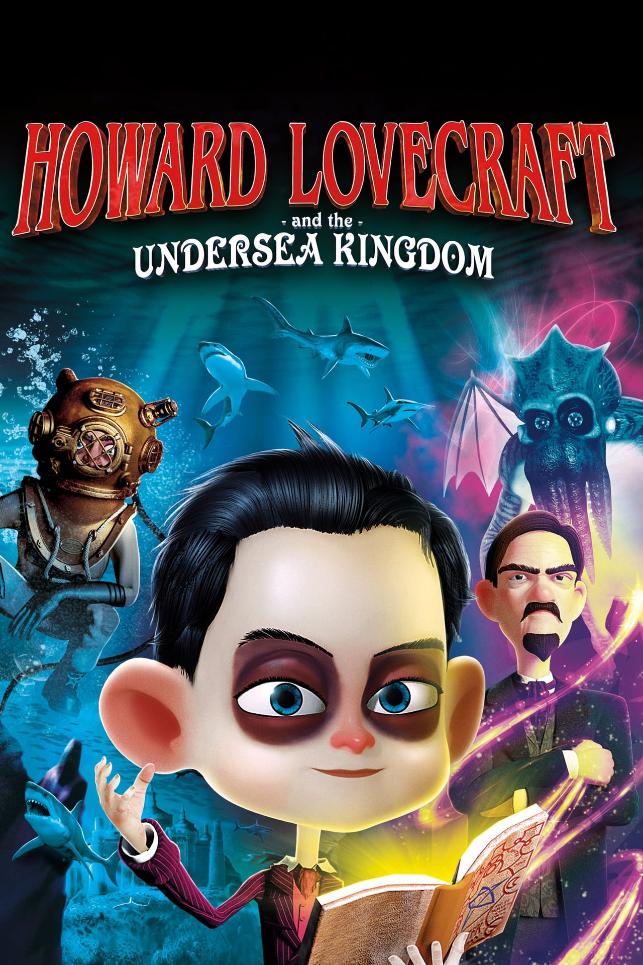 Watch Howard Lovecraft & the Undersea Kingdom (2017) full ...