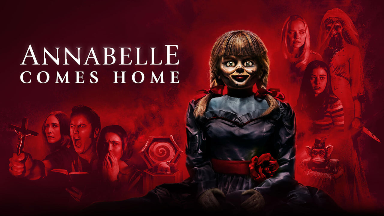 Annabelle Comes Home 1