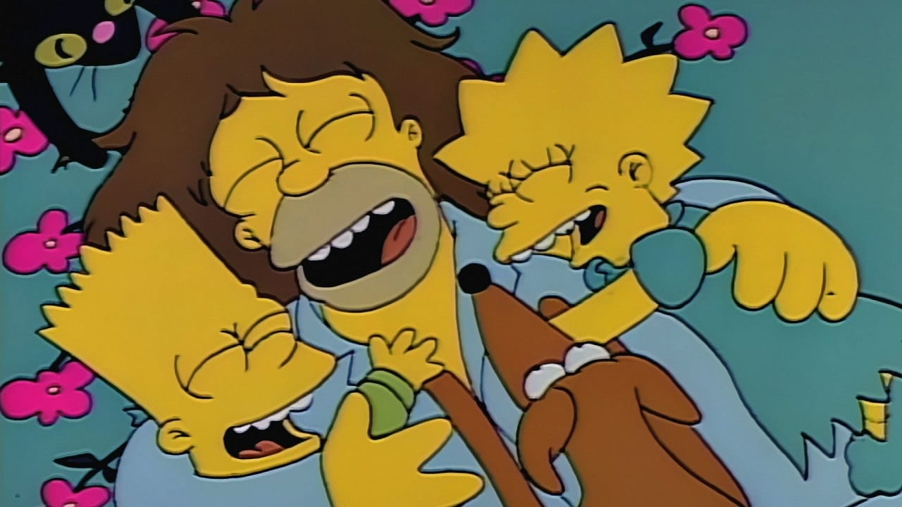 The Simpsons - Season 2 Episode 2 : Simpson and Delilah