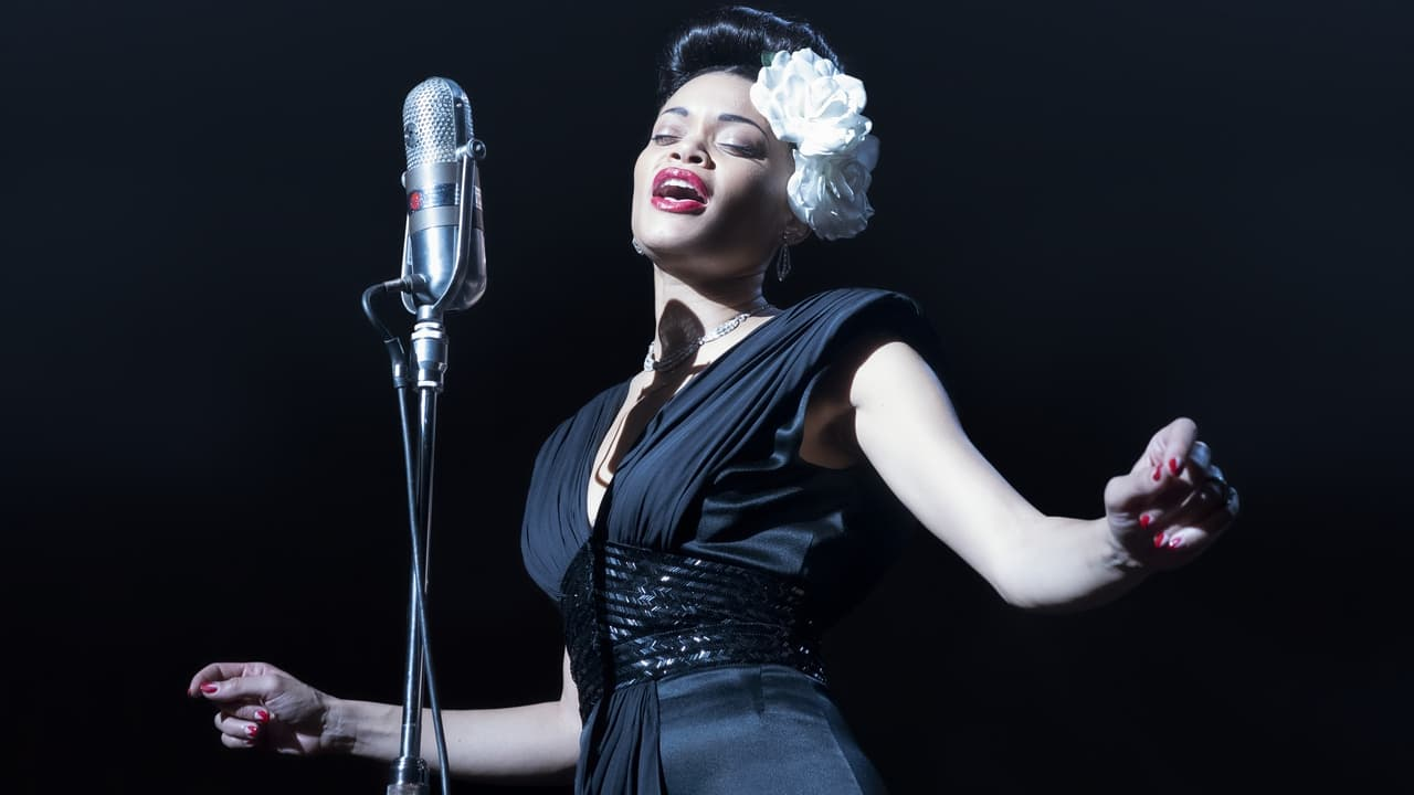 Estados Unidos vs. Billie Holiday (2021) Online