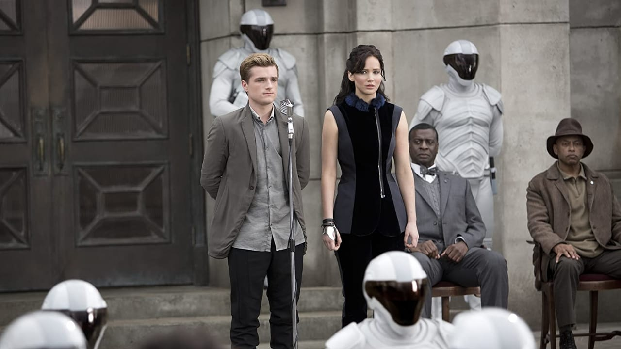 Watch The Hunger Games: Catching Fire (2013) Online