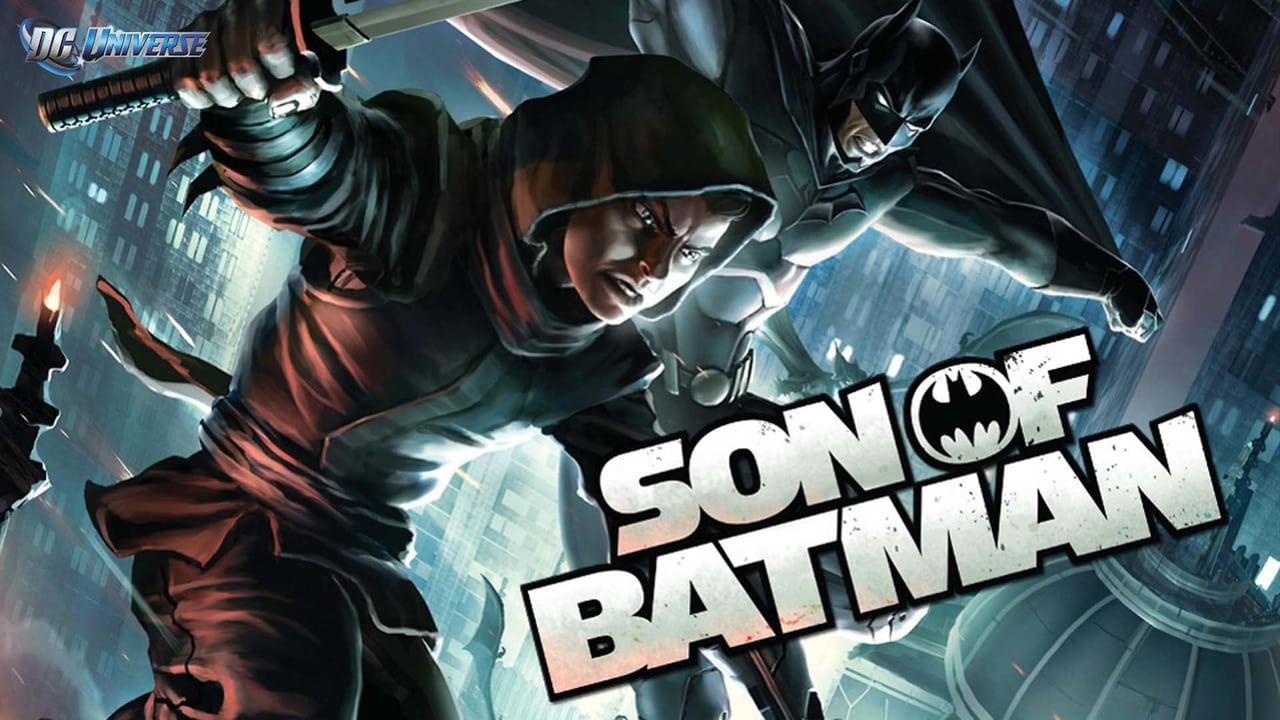 Son of Batman 1