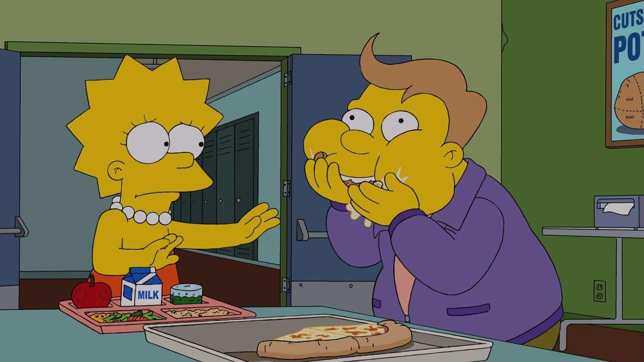 The Simpsons - Season 25 Episode 17 : Luca$