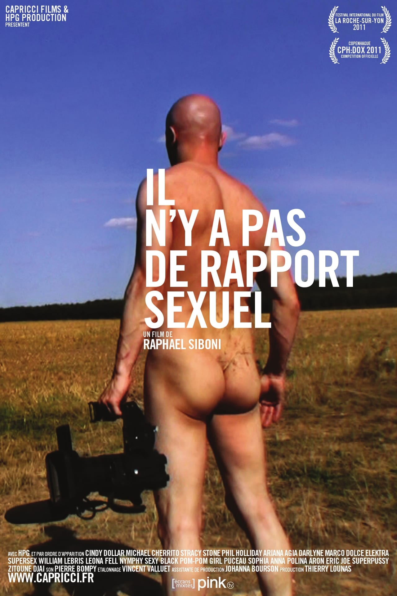 There Is No Sexual Rapport