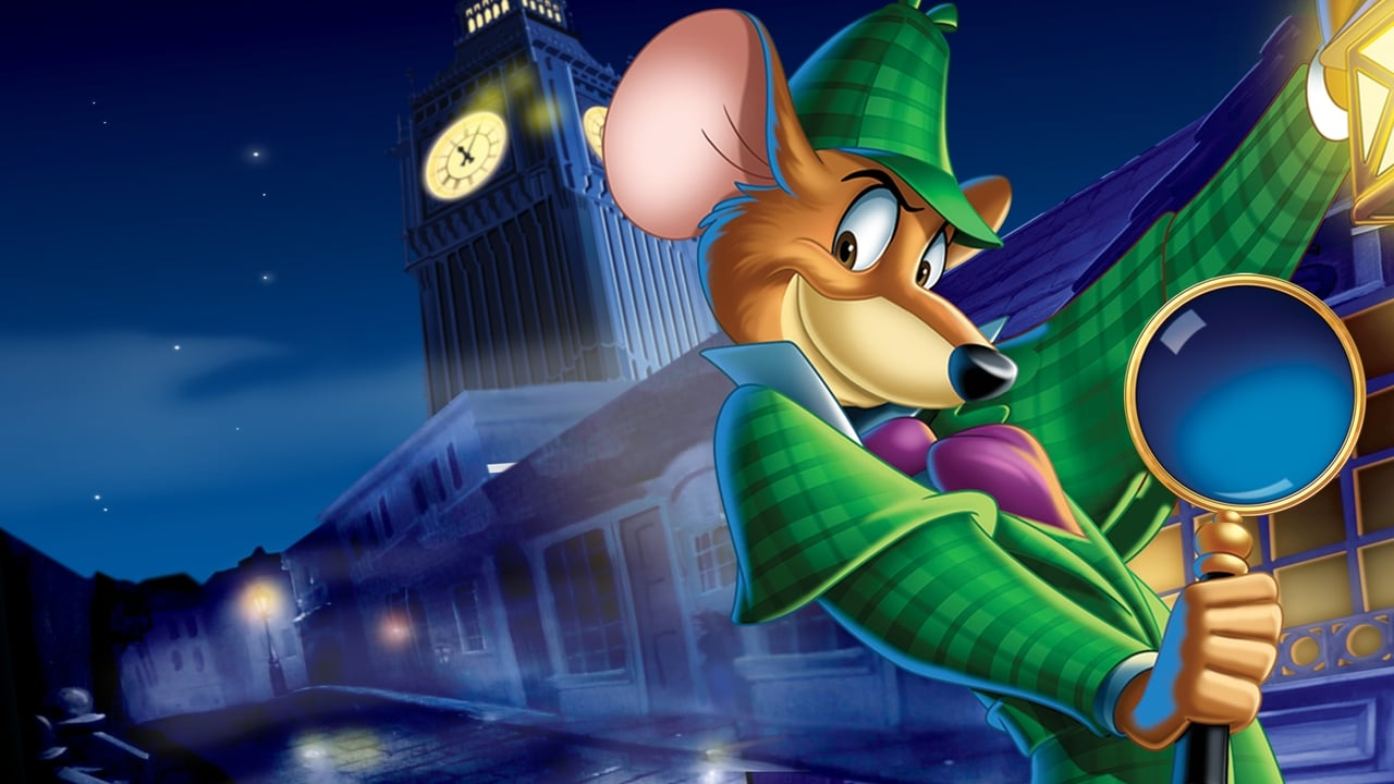 The Great Mouse Detective 5
