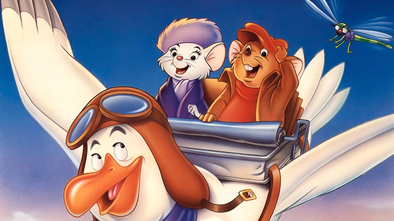 The Rescuers 2