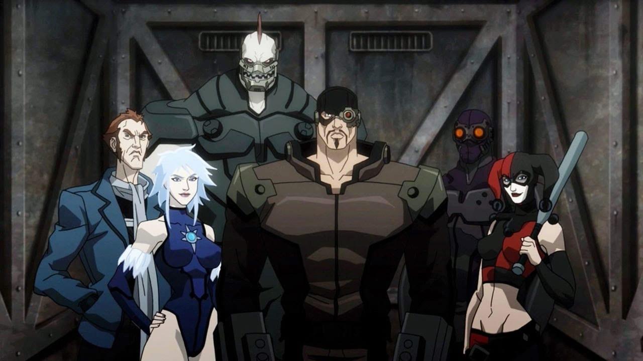 Batman: El Asalto de Arkham