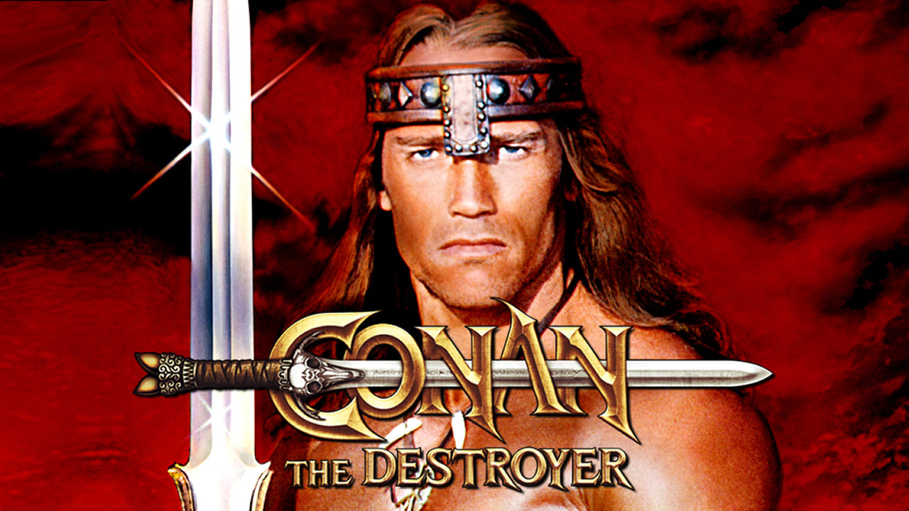 Conan the Destroyer 1