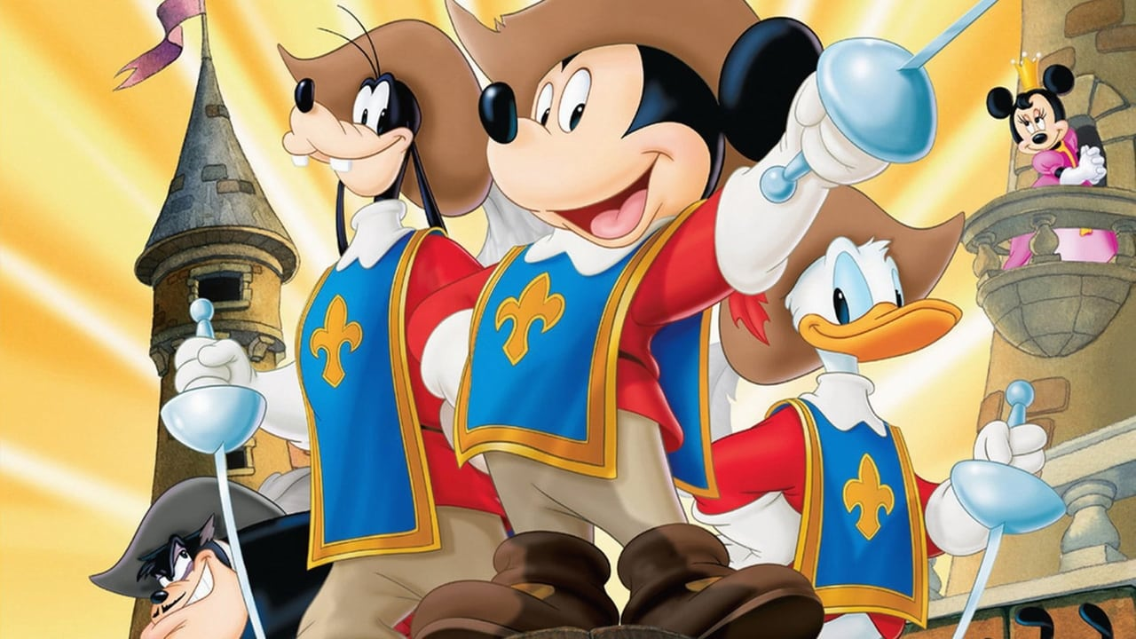 Mickey, Donald, Goofy: The Three Musketeers 4