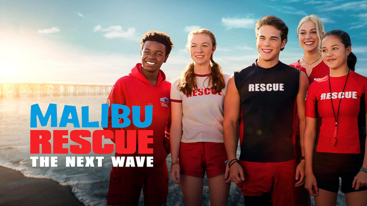 Wallpaper Filme Resgate em Malibu: A Próxima Onda