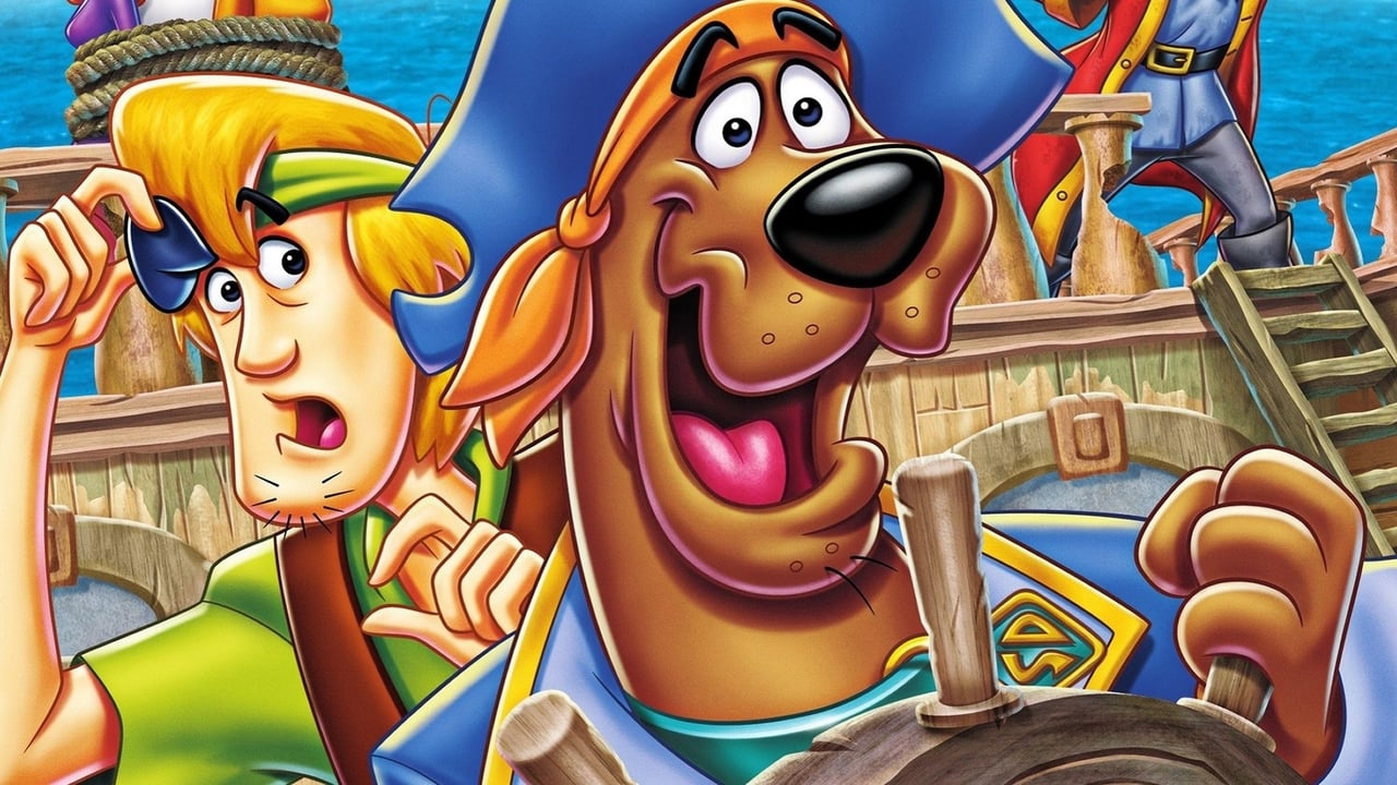 cover-¡Scooby-Doo! ¡Piratas a babor!