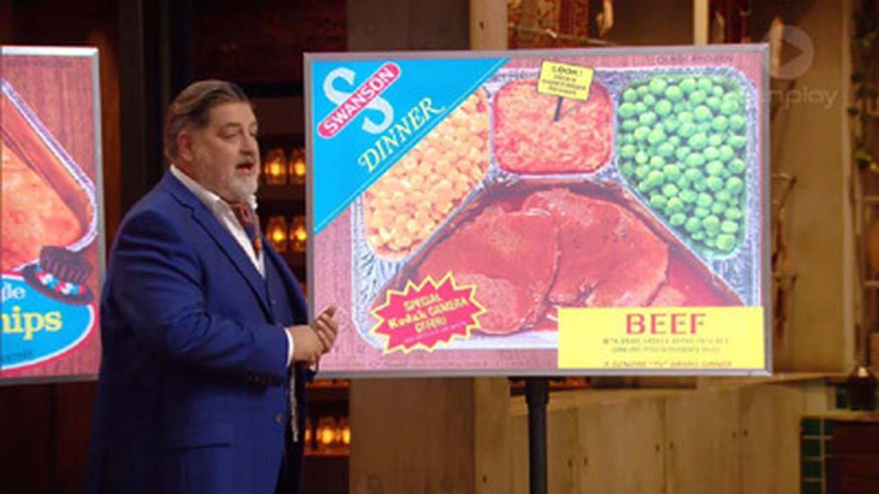MasterChef Australia - Season 10 Episode 46 : Re-Invention Test - Retro TV Dinners