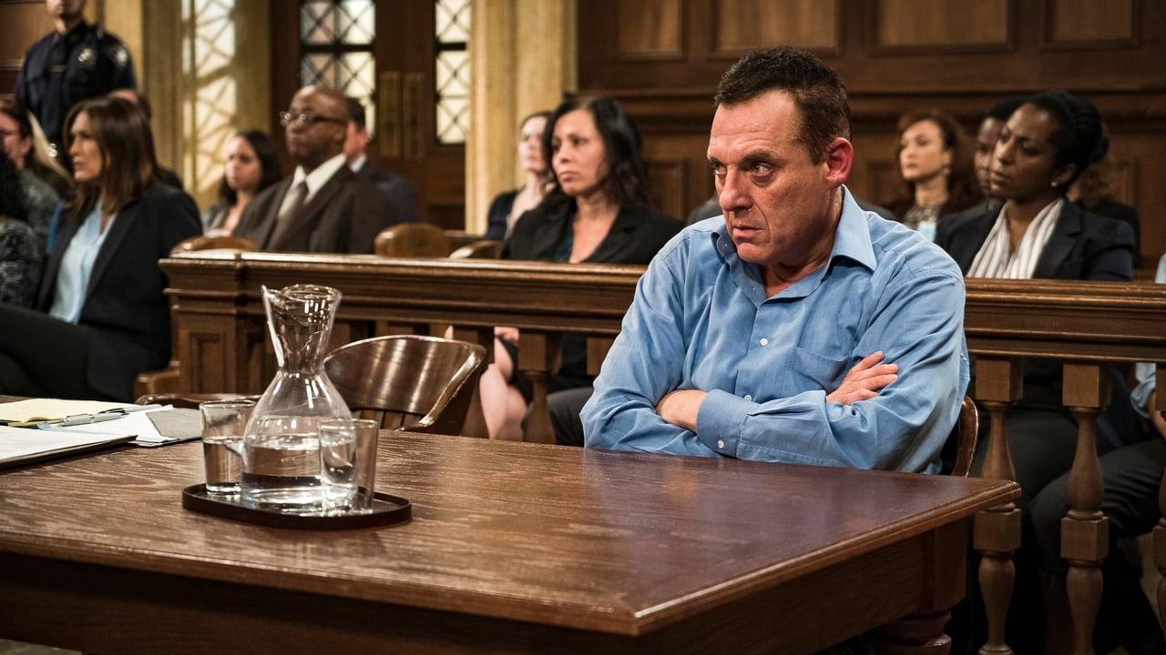 Law & Order: Special Victims Unit - Season 17 Episode 9 : Depravity Standard