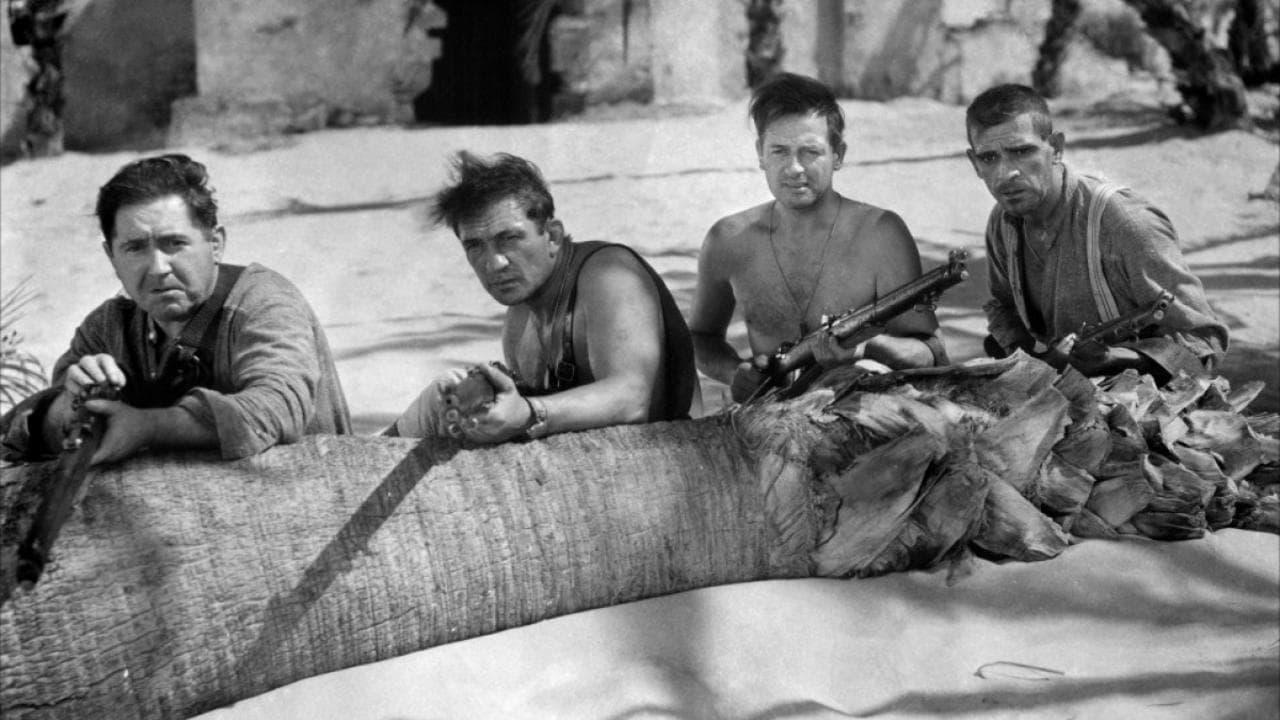 The Lost Patrol (1934) Film Online Subtitrat