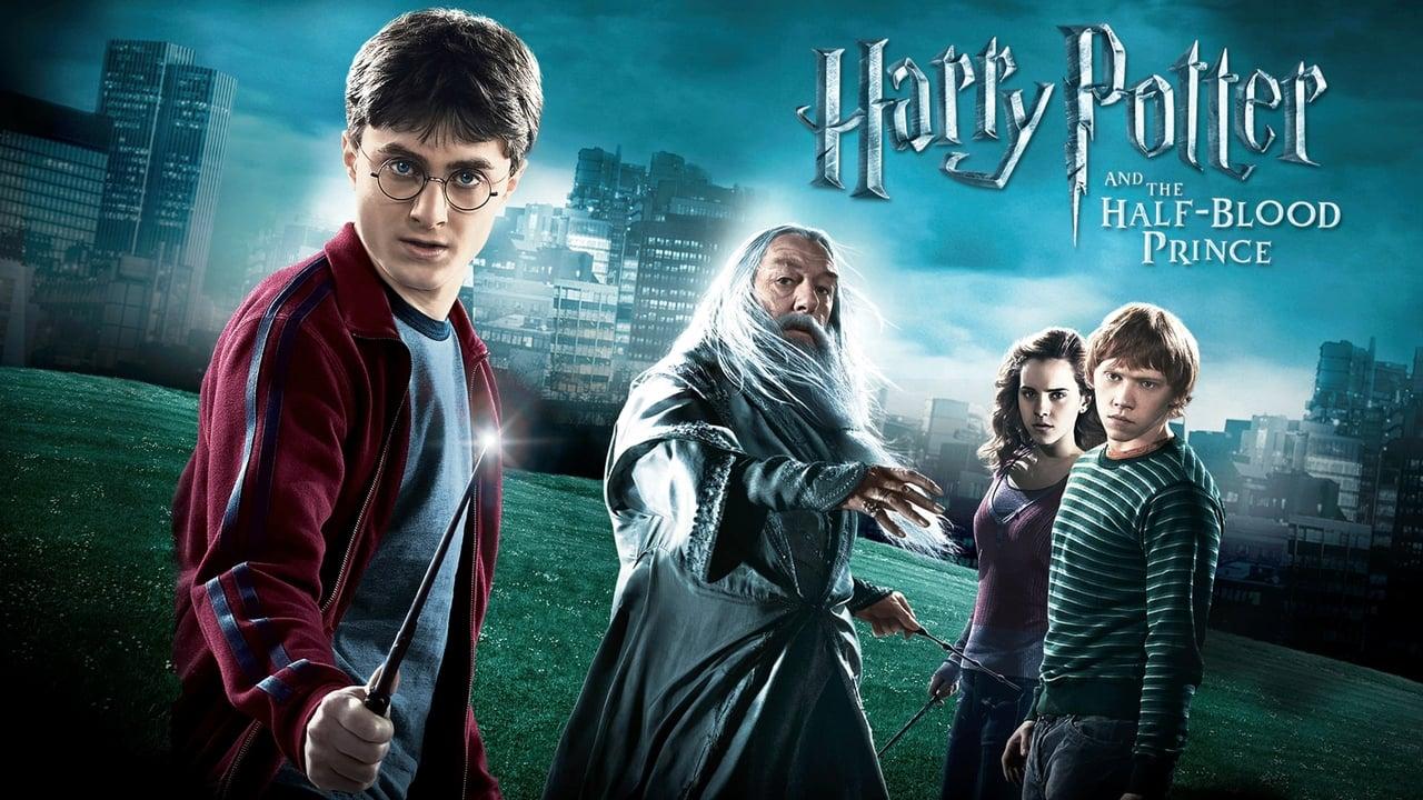 cover-Harry Potter y el misterio del príncipe
