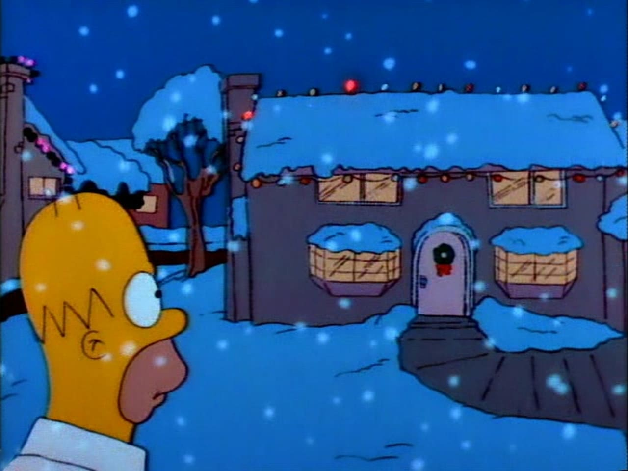 The Simpsons - Season 1 Episode 1 : Simpsons Roasting on an Open Fire (2021)