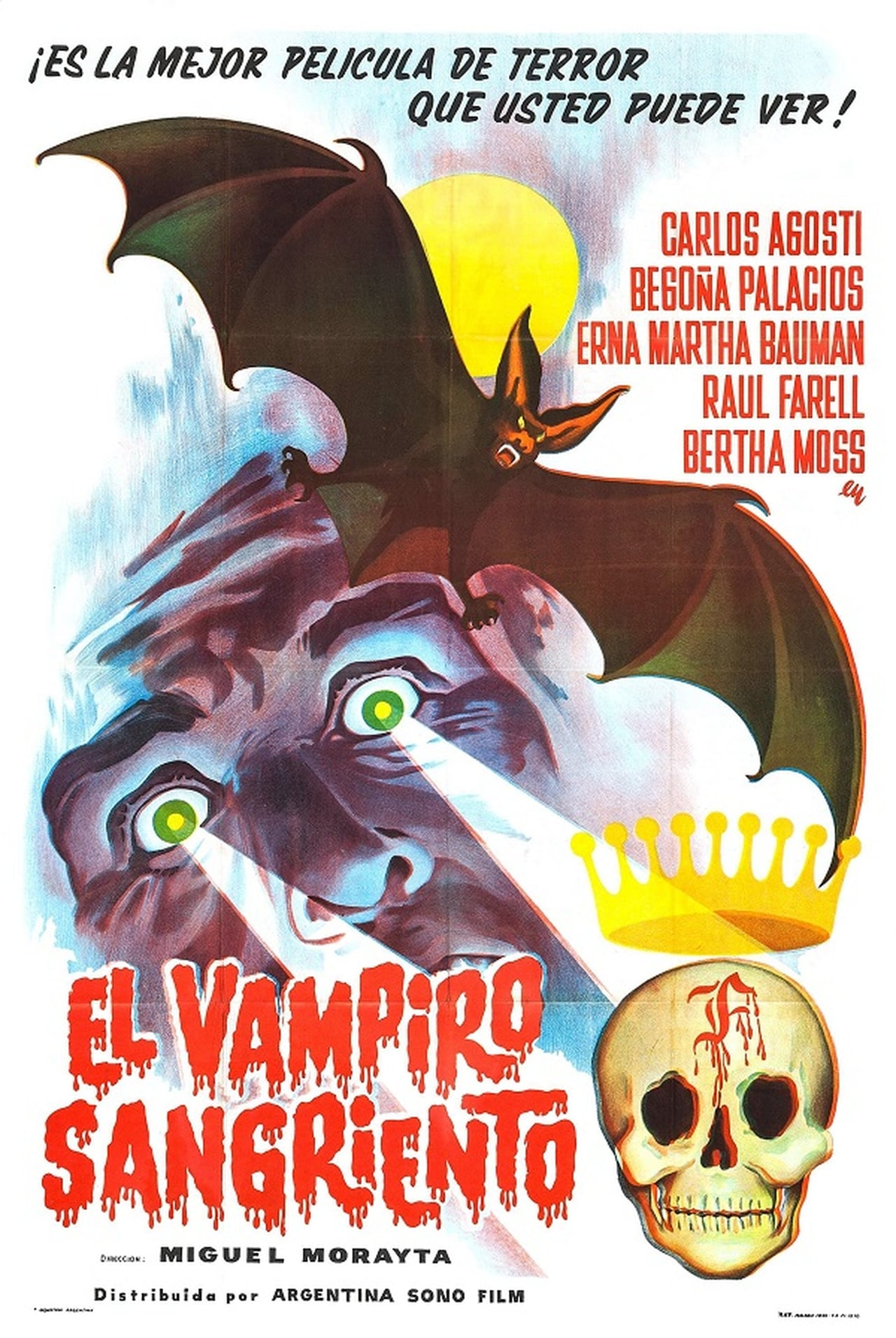 The Bloody Vampire