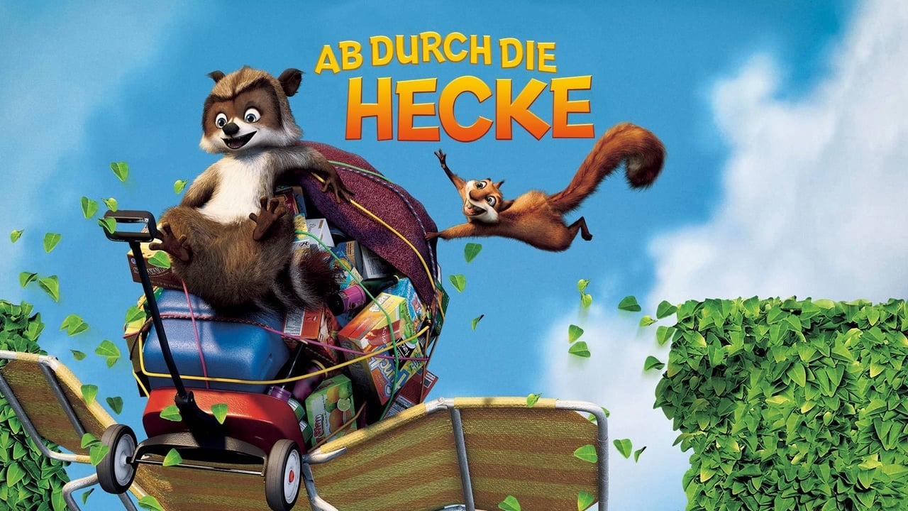 Over the Hedge 1