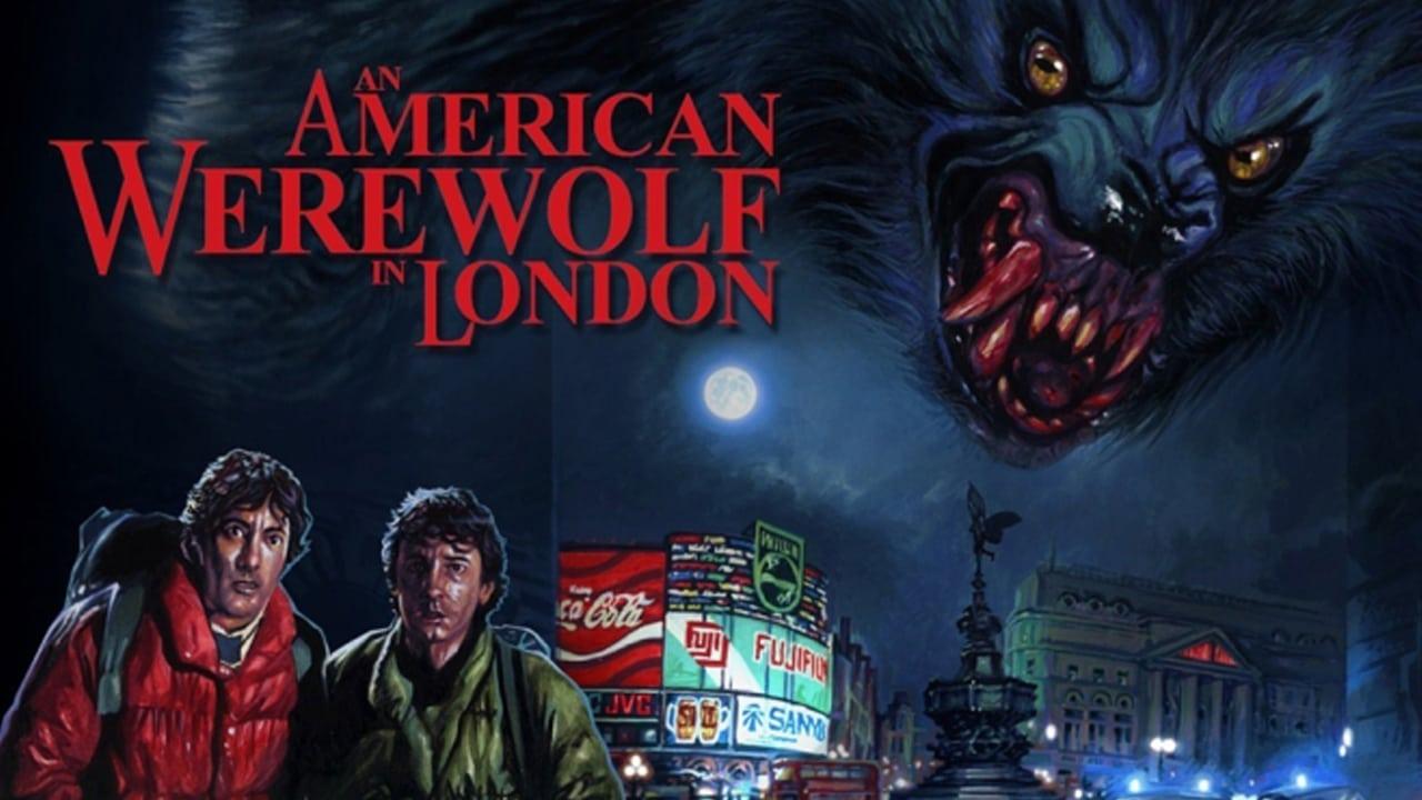 cover-Un hombre lobo americano en Londres
