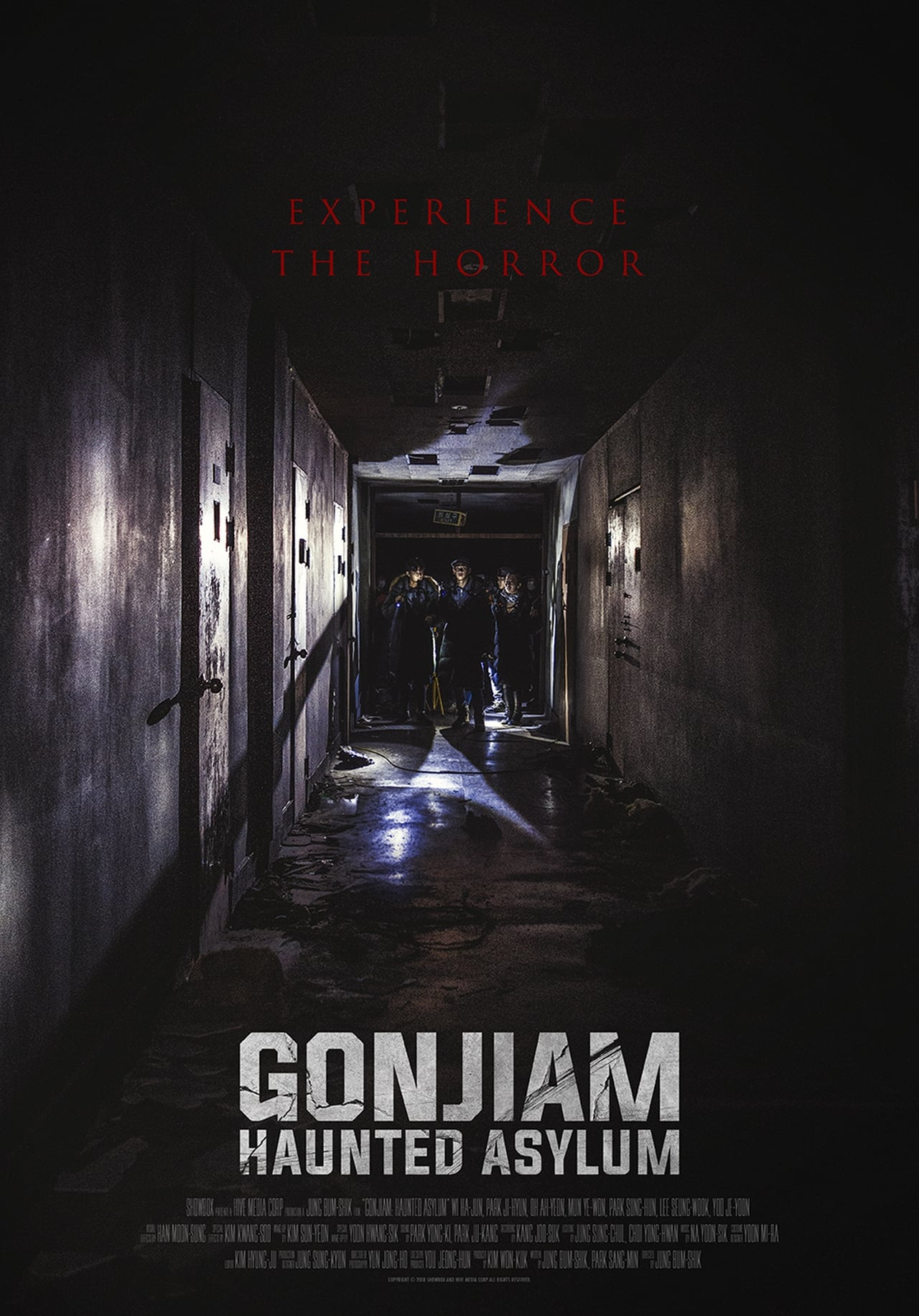 Gonjiam: Haunted Asylum ( 2018 )