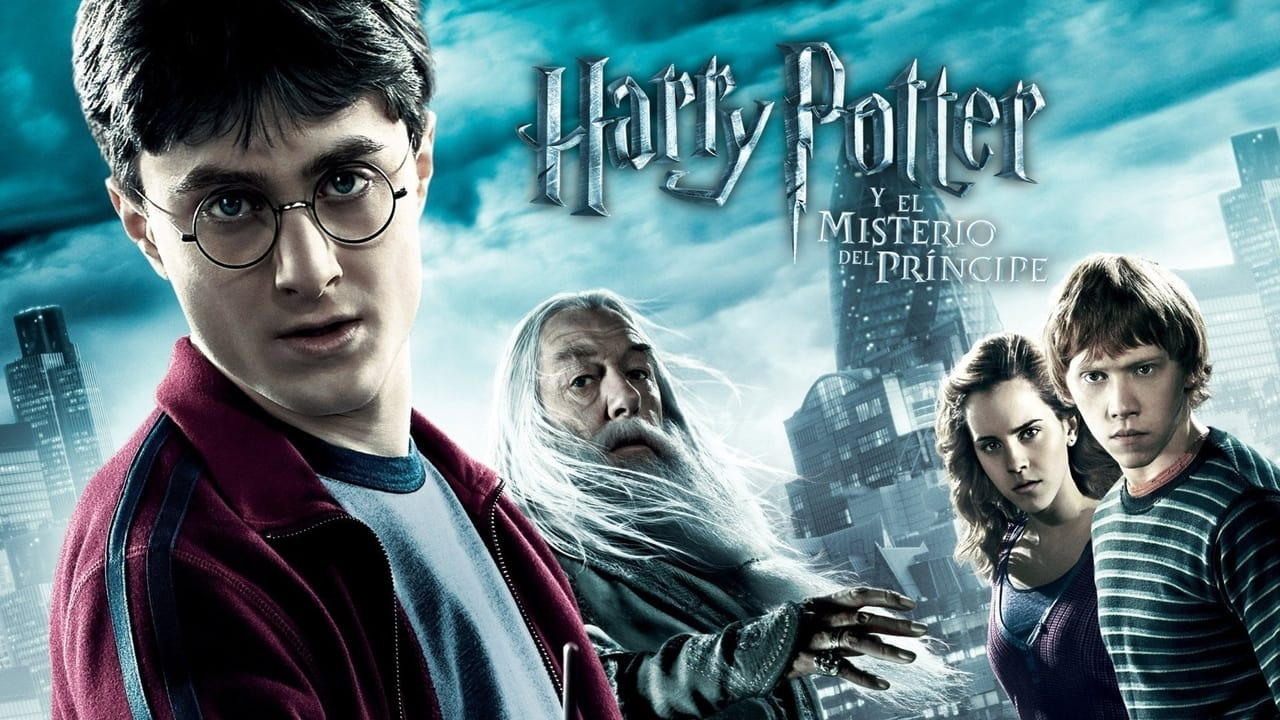Harry Potter and the Half-Blood Prince 5