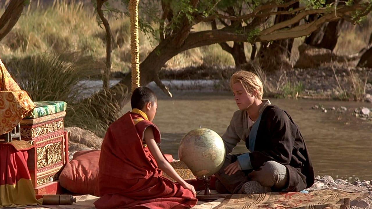 cover-Siete años en el Tíbet