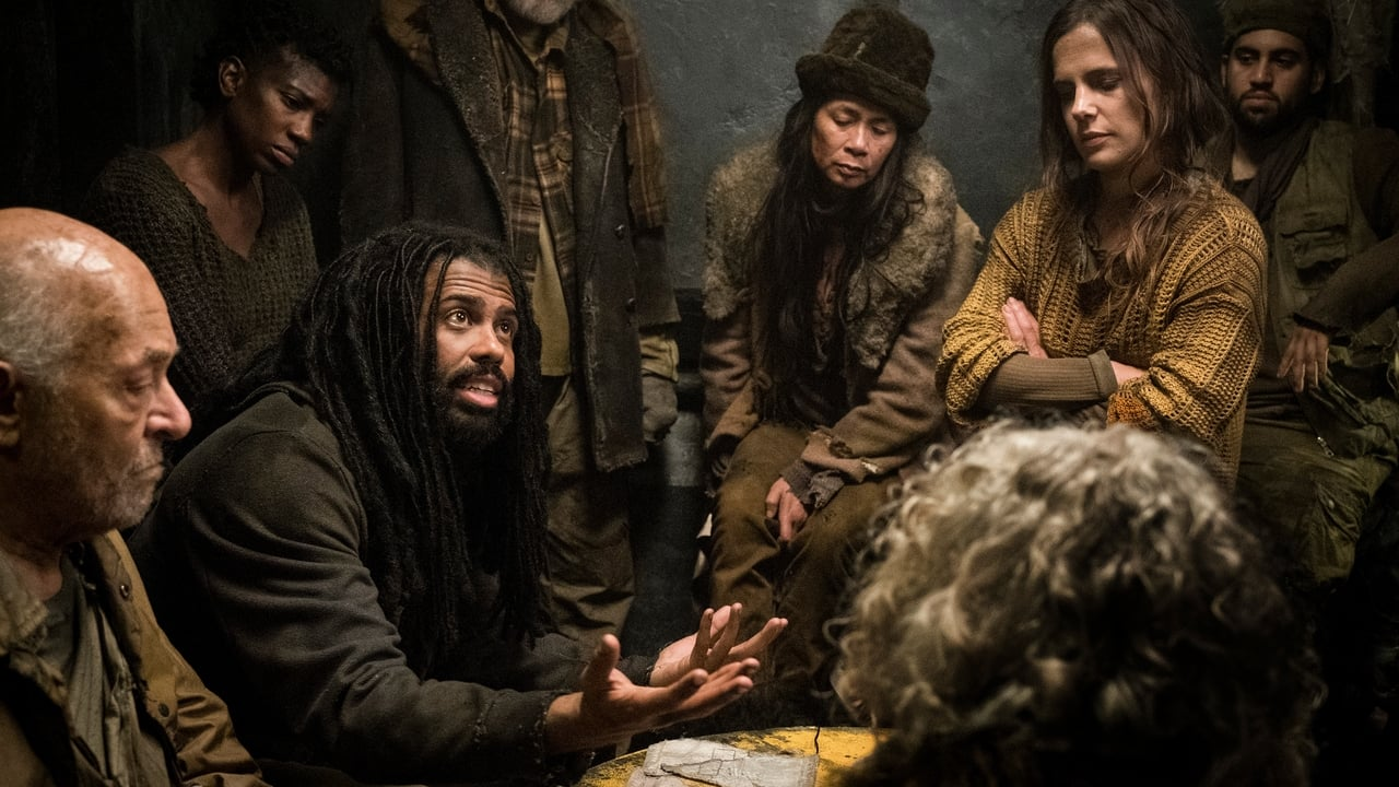 Snowpiercer - Season 1 Episode 1 : First, the Weather Changed (2020)