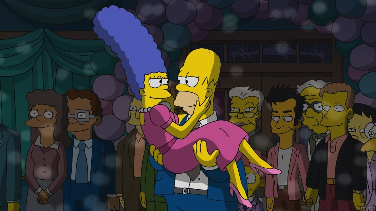 The Simpsons - Season 30 Episode 13 : I'm Dancing as Fat as I Can